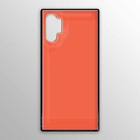 Ốp lưng kính cường lực cho Samsung Galaxy Note 10 Plus in hình màu sắc