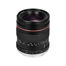 Lens 35mm F2.0 Full Frame Phù Hợp Với Canon EF Mount 100D 200D 350D 450D - Đen