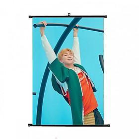 Poster BTS vải A5  RM BTS