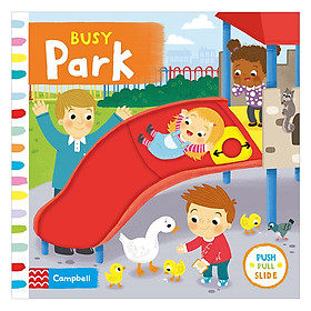Busy Park - Busy Books
