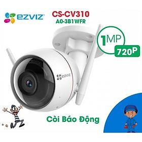 Camera IP WiFi EZVIZ C3W 1.0MP - (CS-CV310 - A0-3B1WFR) - Hàng Chính Hãng