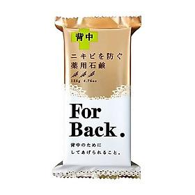 Xà Phòng Giảm Mụn Lưng For Back Pelican Nội Địa Nhật Bản Tặng Kẹo mật ong Senjaku nguyên chất