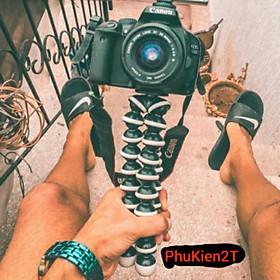Chân máy ảnh tripod bạch tuộc loại lớn - Q00151
