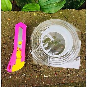 Băng keo đa năng 2 mặt siêu dính các dụng cụ trong nhà