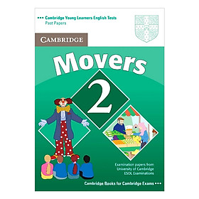 Cambridge Young Learner English Test Movers 2: Student Book