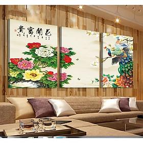 Tranh Linh Vật Phong Thủy - CPRDB017