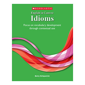 English In Context: Idioms