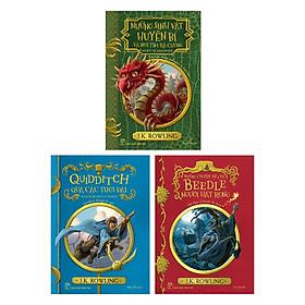 Harry Potter Ngoại Truyện (Boxset 3 Cuốn)