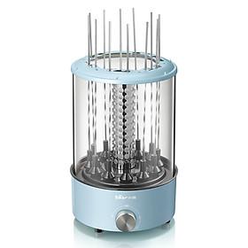 Lò nướng điện Bear DKL-S11A1 máy xiên đứng máy nướng thịt dùng điện gia đình có thể quay