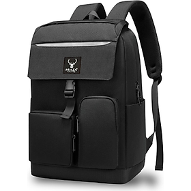 Balo Unisex Thời Trang Cao Cấp Có Phản Quang & Cổng Sạc USB Praza - BLTK183