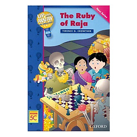 Up and Away Readers: Ruby of Raja Reader 5C