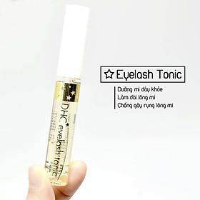 Tinh Chất Dưỡng Mi DHC Eyelash Tonic (6.5ml)