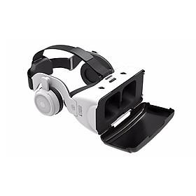 Kính thực tế ảo VR Shinecon G06E + kèm tay cầm chơi game B03 (Hàng nhập khẩu)
