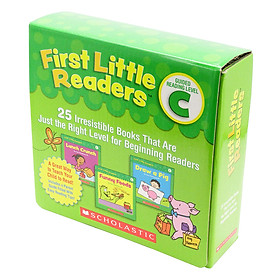 My First Little Readers Student Pack C (With Cd)