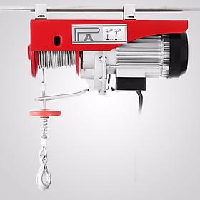 Tời điện treo PA200 (100/200kg) màu đỏ
