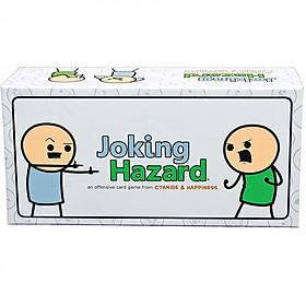 (18+) Trò Chơi Board Game Thẻ Bài Cà Khịa Joking Hazard Siêu Bựa Hộp Cứng Tiếng Anh Chất Lượng Cao
