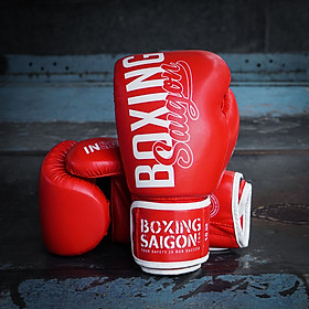 Găng tay Boxing Saigon Inspire - Red