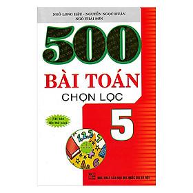 500 Bài Toán Chọn Lọc 5