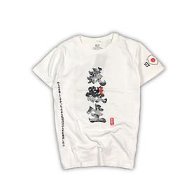 Hình đại diện sản phẩm Áo Thun Cao Cấp RANGO Chữ tiếng Nhật phối