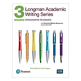 Longman Academic Writing, Series 3: Student Book (4Th Edition)