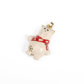 Creative Christmas U Disk USB 2.0 Flash Drive Mini Portable Cute U Disk Snow Bear 128GB