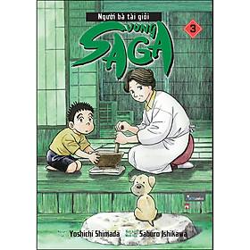 Người Bà Tài Giỏi Vùng Saga - Tập 3
