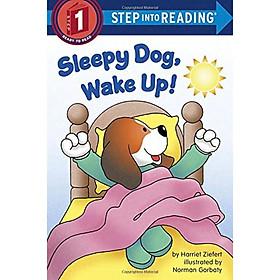 Sleepy Dog Wake Up!