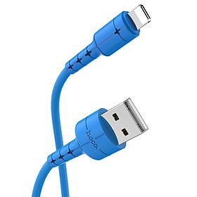 Cáp Sạc Nhanh Cho Iphone Hoco x30 Đầu Lightning Dài 1,2m - Chính Hãng