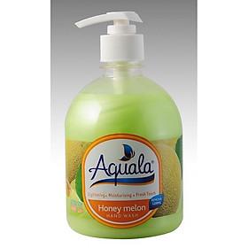 Sữa rửa tay Aquala Hương Dưa Gang (500ml)