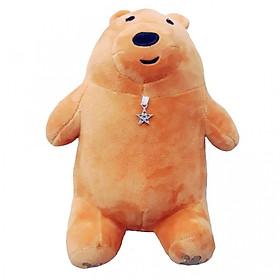 Hình đại diện sản phẩm Gấu bông gấu nâu 20cm