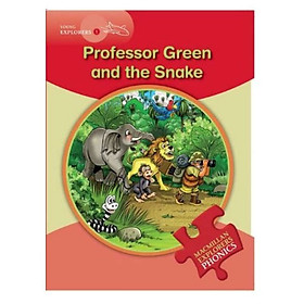 Young Explorers 1: Professor Green