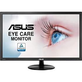 Màn hình LCD Gaming ASUS VP247HAE - 23.6'' FHD (1920x1080), Góc nhìn rộng 178°, Khử nhấp nháy, Ánh sáng xanh thấp, FullHD, Bảo vệ mắt - Hàng chính hãng