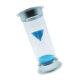 Sand Timer Plastic Hourglass Timer Sandglass Clock - for Office Meeting Cooking Baking Game Reading - 45 Minutes