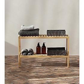 Kệ gỗ thông để giày đa năng