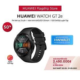 Biểu đồ lịch sử biến động giá bán Đồng hồ thông minh Huawei Watch GT2e - Hàng Phân Phối Chính Hãng