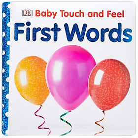 DK First Words (Series Baby Touch And Feel)