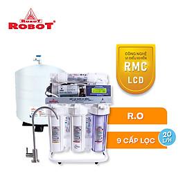 Máy lọc nước R.O Robot 9 cấp Alpha-9GT - Hàng Chính Hãng