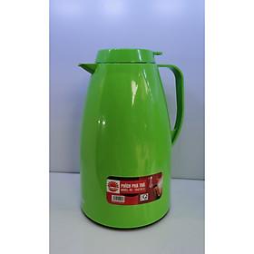Phích pha trà cao cấp Rạng Đông 1.5 lít, thân nhựa ABS, vai nhựa, Model: RD-1542 N2.E - Chính Hãng