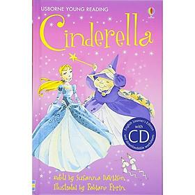 Usborne Cinderella + CD