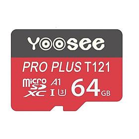Thẻ nhớ Yoosee 64Gb Class 10 chuyên dụng cho Camera IP - Hàng nhập khẩu