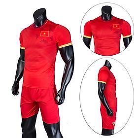 Bộ quần áo thể thao đá banh nam thời trang Everest đội tuyển Việt Nam 2020