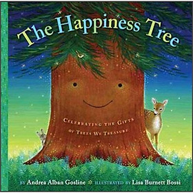 Hình đại diện sản phẩm The Happiness Tree: Celebrating the Gifts of Trees We Treasure[Borad Book]