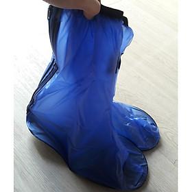 Giày Boots Đi Mưa Rando – giúp che mưa an toàn và tiện lợi cho giày của bạn (GIAO MÀU NGẪU NHIÊN)