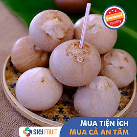 Dừa Xiêm Sọ - 1kg size M