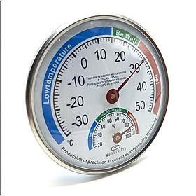 Nhiệt kế ẩm -Ẩm kế cảm ứng tự động không cần dùng pin nhiệt kế