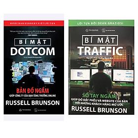 Combo Bí mật Dotcom ( tái bản 2021 ) + Bí mật Traffic