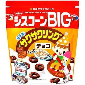 Bánh ngô sô cô la ăn sáng BIG (150g)
