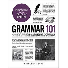 Grammar 101: From Split Infinitives to Dangling Participles, an Essential Guide to Understanding Grammar (Adams 101)
