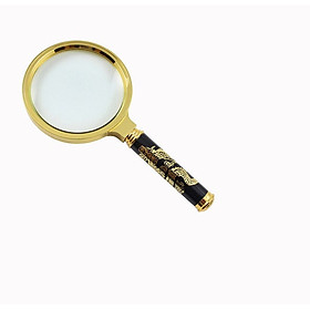 Kính lúp 5X cầm tay - Đường kính thấu kính 60mm