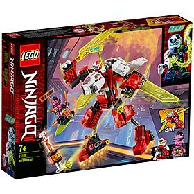 Bộ đồ chơi lắp ráp LEGO NINJAGO
